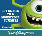 Summer Offer at Walt Disney World
