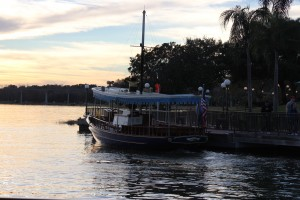 Disney Resort Boats