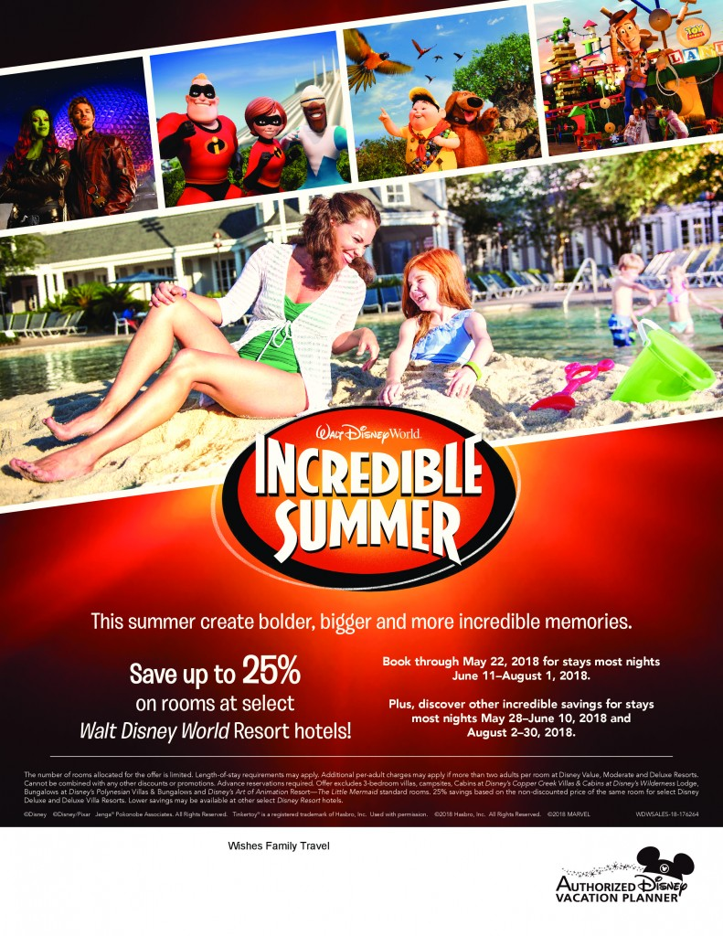 WDWSALES-18-176264 FY18 WDW Incredible Summer Room Offer Flyer ADVP (1)-page-0