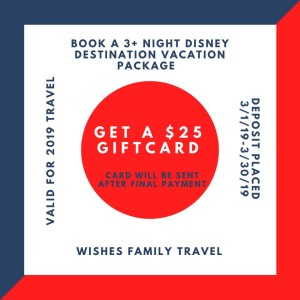 March Gift Card 2019