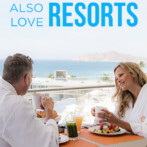WHY CRUISERS ALSO LOVE RESORTS