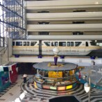 Contemporary Resort – Making Memories on the Monorail