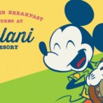 Breaking News: Dine with Disney Friends at Aulani Resort's Character Breakfast Returning to Makahiki Restaurant on May 7