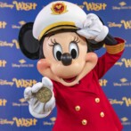 Breaking News: Captain Minnie Mouse Takes the Helm of the Disney Wish