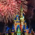 Disney World Shines After Dark