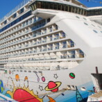 A Family of Five Takes to the Seas on the Norwegian Breakaway