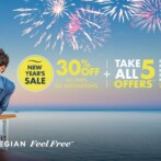 New Year Sale From Norwegian Cruise Line For A Limited Time