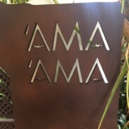 Lunch in Paradise – A Review of Ama Ama at Aulani