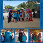 Sesame Street Character Breakfast at Beaches Negril
