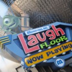 Caution! Laughs Ahead at Monsters Inc. Laugh Floor