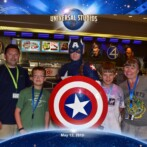 A Magnificent Marvel Character Dining Experience at Universal