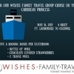 5 Reasons to join Wishes Family Travel on our Princess Group Cruise