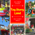Toy Story Land: Small but Mighty… (Mighty Cute that is!)