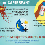 Caribbean Virus Travel Alert!