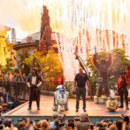 #DisneyParksLIVE: Watch the Replay of the Dedication Ceremony of Star Wars: Galaxy's Edge at Disney's Hollywood Studios
