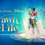 Behind-The-Scenes at 'Drawn to Life' by Cirque du Soleil & Disney: The Story